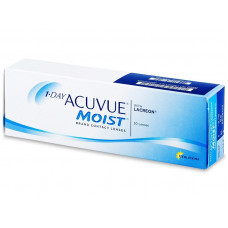 ACUVUE MOIST 1 DAY 30 τεμ.