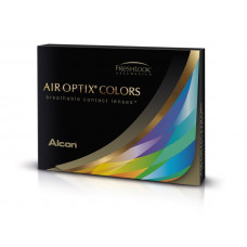Air Optix Colors  ΜΗΝΙΑΙΟΙ ΕΓΧΡΩΜΟΙ ΦΑΚΟΙ ΕΠΑΦΗΣ 2 ΤΕΜΑΧΙΩΝ