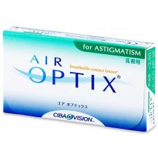 Air Optix for Astigmatism  ΜΗΝΙΑΙΟΙ  ΦΑΚΟΙ ΕΠΑΦΗΣ ΑΣΤΙΓΜΑΤΙΣΜΟΥ  3 ΤΕΜΑΧΙΩΝ