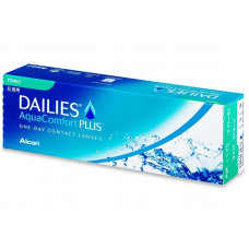 Dailies  AquaComfort  Plus Toric 30 τεμ.