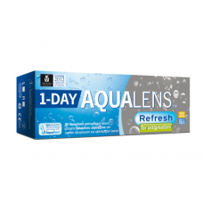 AQUALENS Refresh 1day for astigmatism 30τεμ.